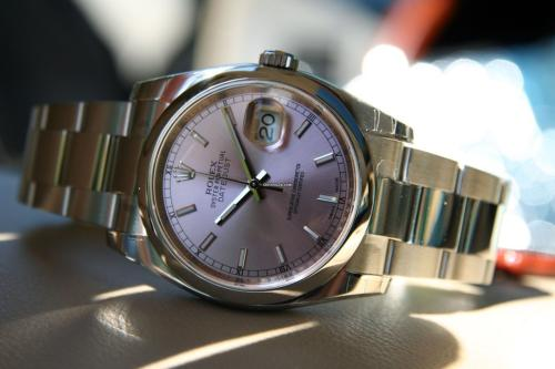 oyster perpetual datejust